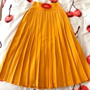 Vivienne Westwood Pleat Skirt